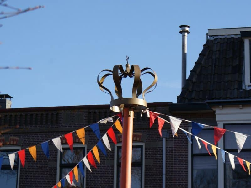 Koningsdag Katwijk